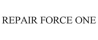 mark for REPAIR FORCE ONE, trademark #85592658