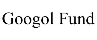 mark for GOOGOL FUND, trademark #85592770