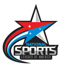 mark for NATIONAL SPORTS LEAGUES OF AMERICA, trademark #85593198