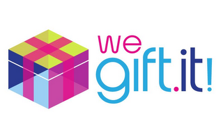 mark for WE GIFT.IT!, trademark #85593256