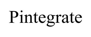 mark for PINTEGRATE, trademark #85593371