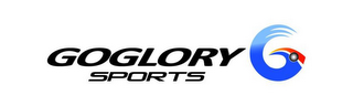 mark for GOGLORY SPORTS, trademark #85594152