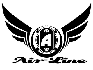 mark for A AIR-LINE, trademark #85594388