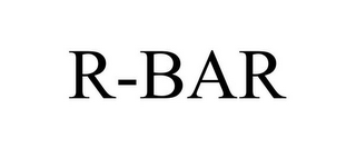 mark for R-BAR, trademark #85594448