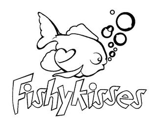 mark for FISHYKISSES, trademark #85594604