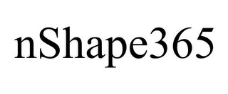 mark for NSHAPE365, trademark #85594610