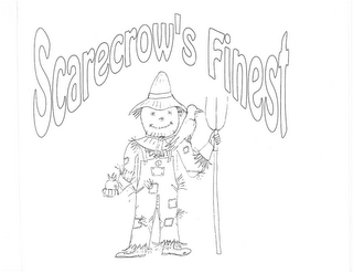 mark for SCARECROW'S FINEST, trademark #85594713