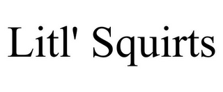 mark for LITL' SQUIRTS, trademark #85594725