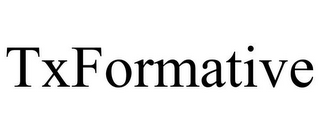 mark for TXFORMATIVE, trademark #85594948