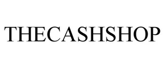 mark for THECASHSHOP, trademark #85595096