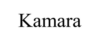 mark for KAMARA, trademark #85595186