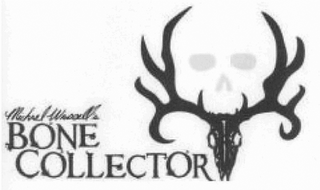 mark for MICHAEL WADDELLS BONE COLLECTOR, trademark #85595202