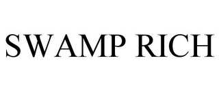 mark for SWAMP RICH, trademark #85595263