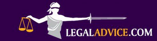mark for LEGALADVICE.COM, trademark #85595367