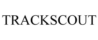 mark for TRACKSCOUT, trademark #85595539