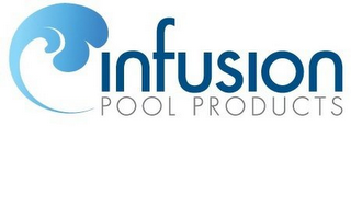 mark for INFUSION POOL PRODUCTS, trademark #85595557