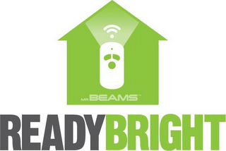 mark for READYBRIGHT MR BEAMS, trademark #85595693