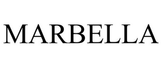 mark for MARBELLA, trademark #85595769