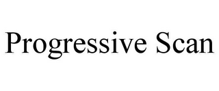 mark for PROGRESSIVE SCAN, trademark #85595883