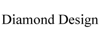 mark for DIAMOND DESIGN, trademark #85595999