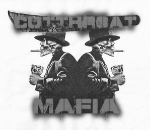 mark for CUTTHROAT MAFIA, trademark #85596000