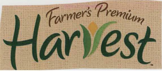 mark for FARMER'S PREMIUM HARVEST, trademark #85596194