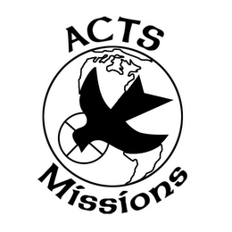 mark for ACTS MISSIONS, trademark #85596231