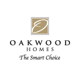 mark for O OAKWOOD HOMES THE SMART CHOICE, trademark #85596457