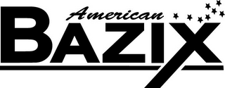 mark for AMERICAN BAZIX, trademark #85596471