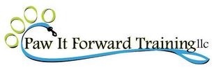 mark for PAW IT FORWARD TRAINING, LLC, trademark #85596611