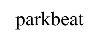 mark for PARKBEAT, trademark #85596707