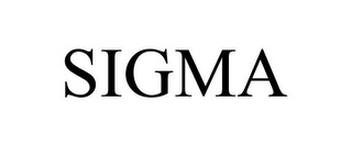 mark for SIGMA, trademark #85596833