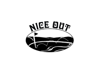 mark for NICE OUT, trademark #85596919