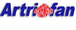 mark for ARTRI STRENGTH FAN, trademark #85596928
