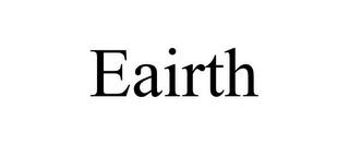 mark for EAIRTH, trademark #85597022