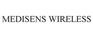 mark for MEDISENS WIRELESS, trademark #85597221