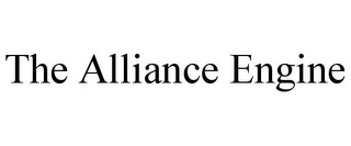 mark for THE ALLIANCE ENGINE, trademark #85597250