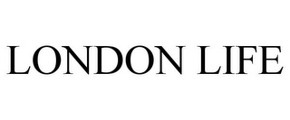 mark for LONDON LIFE, trademark #85597454