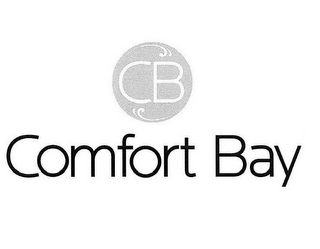mark for CB COMFORT BAY, trademark #85597497