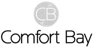 mark for CB COMFORT BAY, trademark #85597526