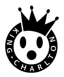 mark for KING · CHARLTON, trademark #85597592