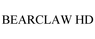 mark for BEARCLAW HD, trademark #85597606