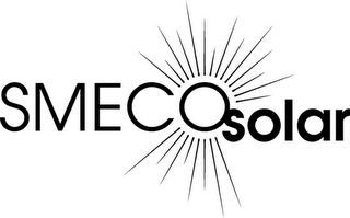 mark for SMECO SOLAR, trademark #85597699