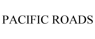mark for PACIFIC ROADS, trademark #85597797