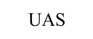 mark for UAS, trademark #85597946