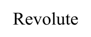 mark for REVOLUTE, trademark #85598054