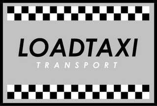 mark for LOADTAXI TRANSPORT, trademark #85598069