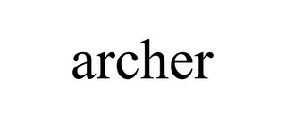 mark for ARCHER, trademark #85598117