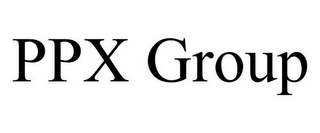 mark for PPX GROUP, trademark #85598225