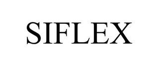 mark for SIFLEX, trademark #85598423